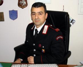 Maresciallo Aiutante Saverio Girardi