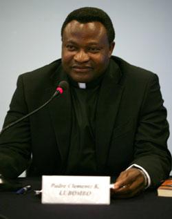 Padre Clément Kayembe Lubombo