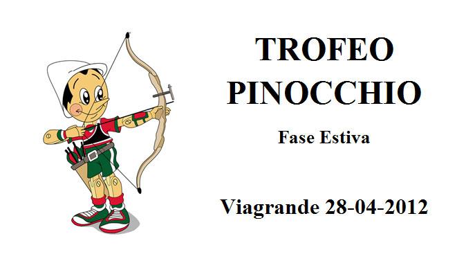 Asd Arco Club Catania Viagrande. Trofeo Pinocchio Fase Provinciale