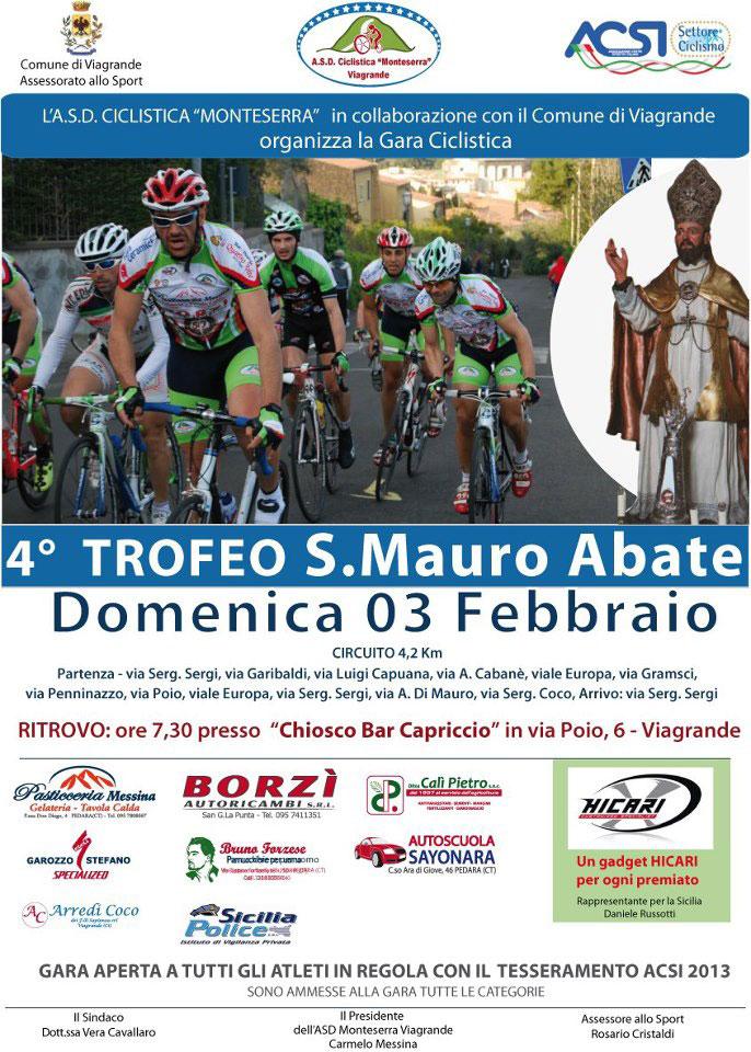 4° Trofeo S. Mauro Abate