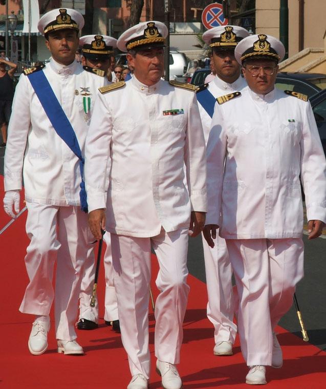 Ufficiali Marina Militare
