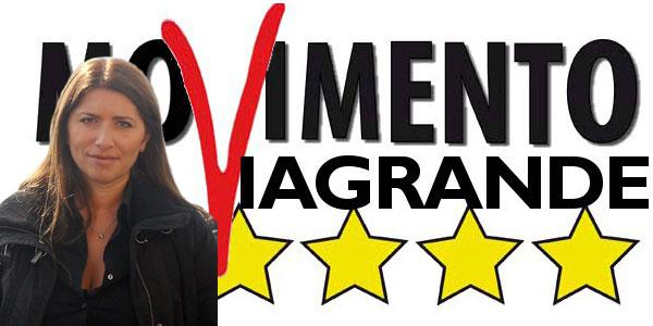 Patrizia Pantellaro, candidata Sindaco del Movimento 5 Stelle per il Comune di Viagrande