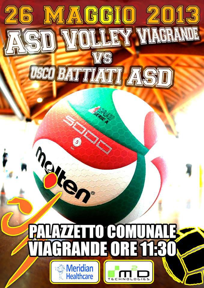 ASD Volley Viagrande vs Usco Battiati ASD