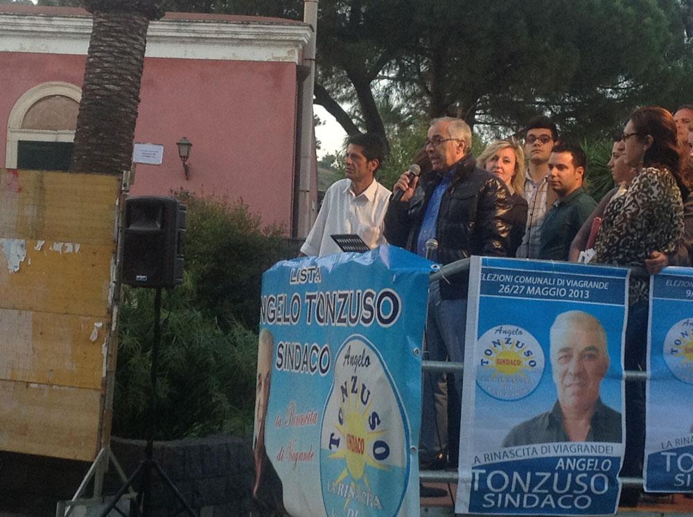Il Comizio a Scalatelli - 17 maggio 2013