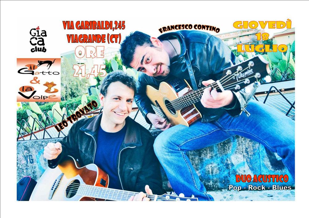 Leo Trovato & Francesco Contino