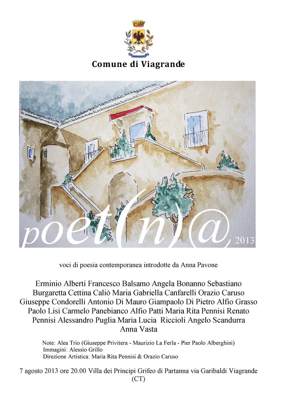 Poet(n)@ 2013