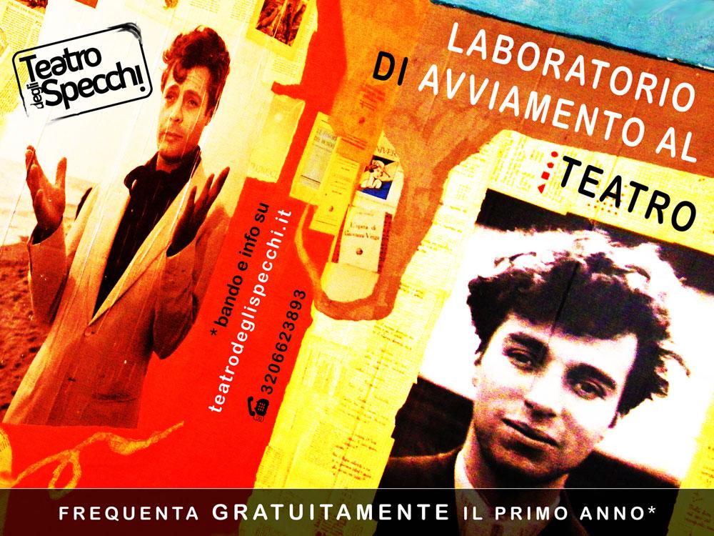 Laboratorio di Avviamento al Teatro (Teatro degli Specchi)