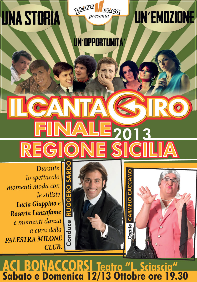 Finale Cantagiro 2013