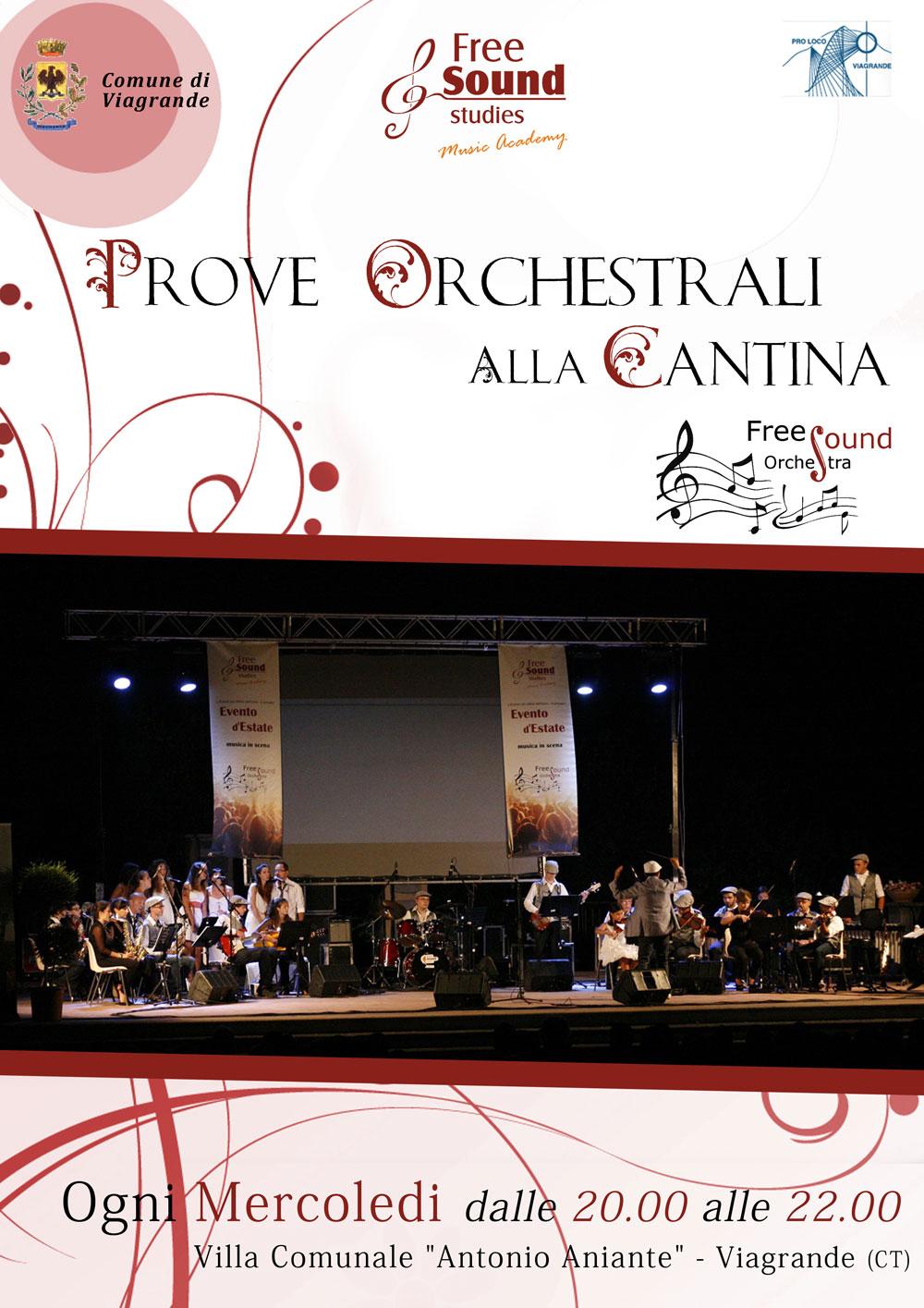 Prove Orchestrali