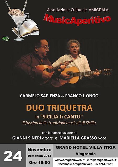 Duo Triquetra