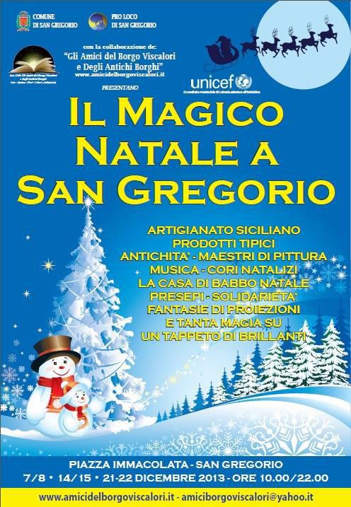 San Gregorio di Ct - Magico Natale
