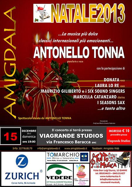 Antonello Tonna - Natale 2013