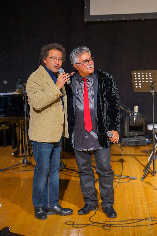 Franco Morgia e Antonello Tonna