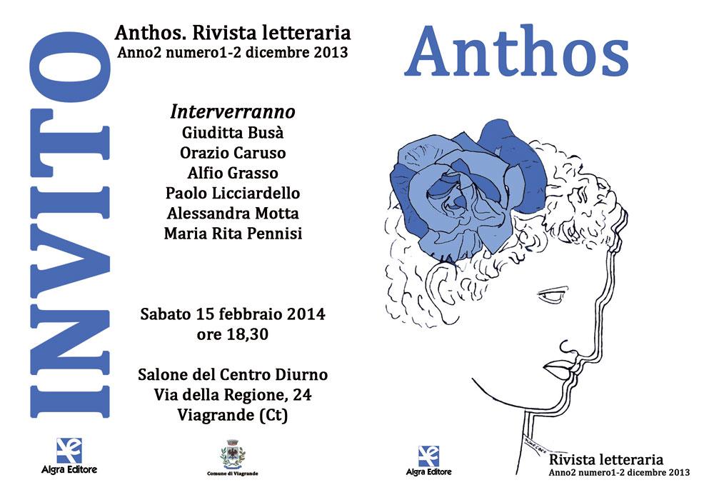 Invito Anthos