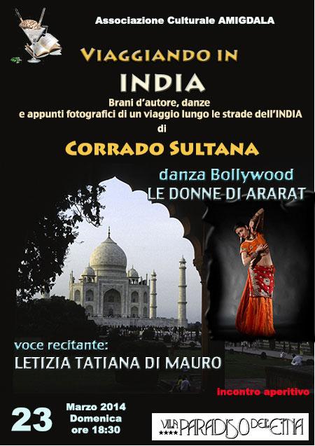 Viaggiando in India
