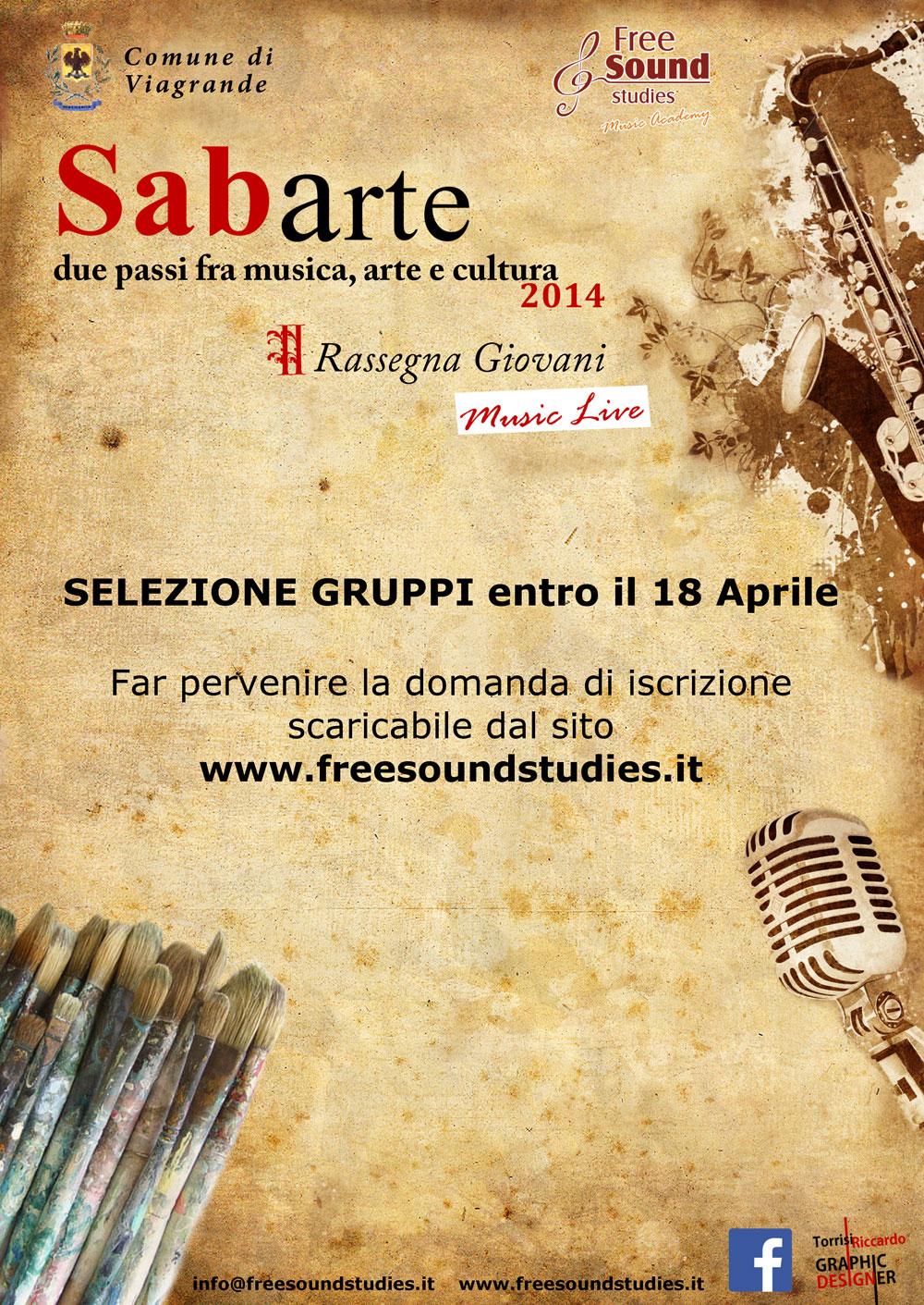 Selezioni SabArte 2014