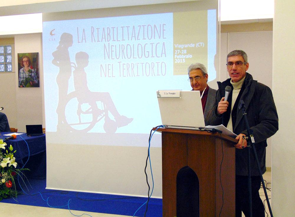 """Sanità. A Viagrande (CT) si è chiuso oggi il Convegno del CSR su """"La Riabilitazione Neurologica nel territorio"""""""