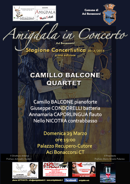 Camillo Balcone Quartet