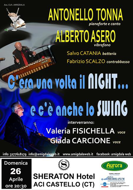 Associazione Amigdala. Concerto di Antonello Tonna e Alberto Asero