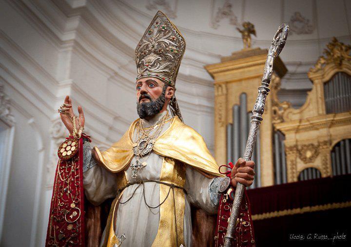 San Mauro Abate alla venerazione dei fedeli