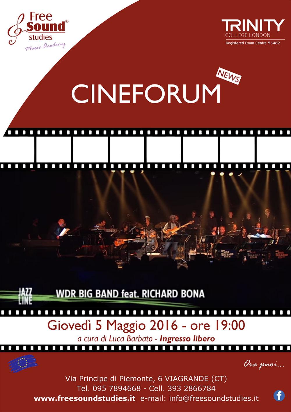 Cineforum alla Free Sound Studies