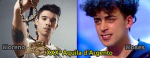 Moreno - Moses - XXXª Aquila d'Argento @ Viagrande | Viagrande | Sicilia | Italia