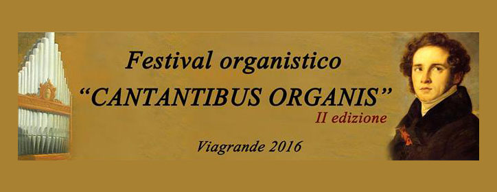 Cantantibus Organis - Concerto Conclusivo @ Chiesa San Biagio - Viscalori | Viagrande | Sicilia | Italia