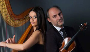 Pasquale Faucitano e Antonella Cernuto in concerto @ Palazzo Recupero-Cutore   Aci Bonaccorsi   Sicilia   Italia