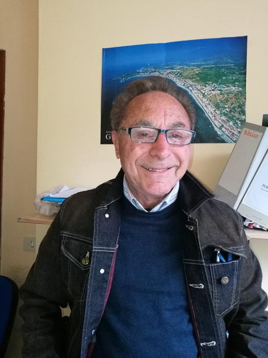 Il prof. Neri Sardella Pilkard