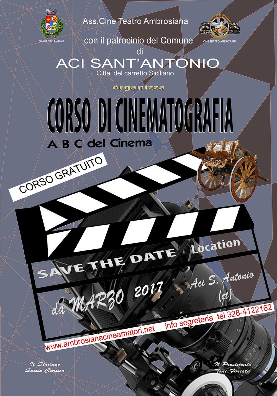 Corso di Cinematografia