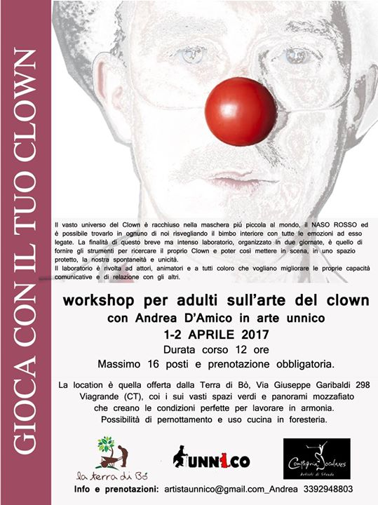 Gioca con il tuo Clown