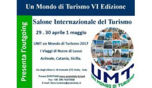 Salone Internazionale del Turismo @ Expotime | Acireale | Sicilia | Italia