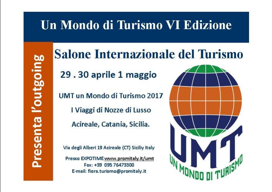 UMT 2017 - Salone Internazionale del Turismo