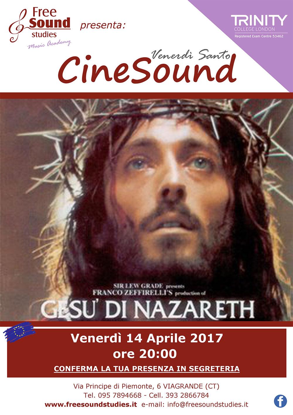 Venerdì Santo al cinema con Gesù di Nazareth