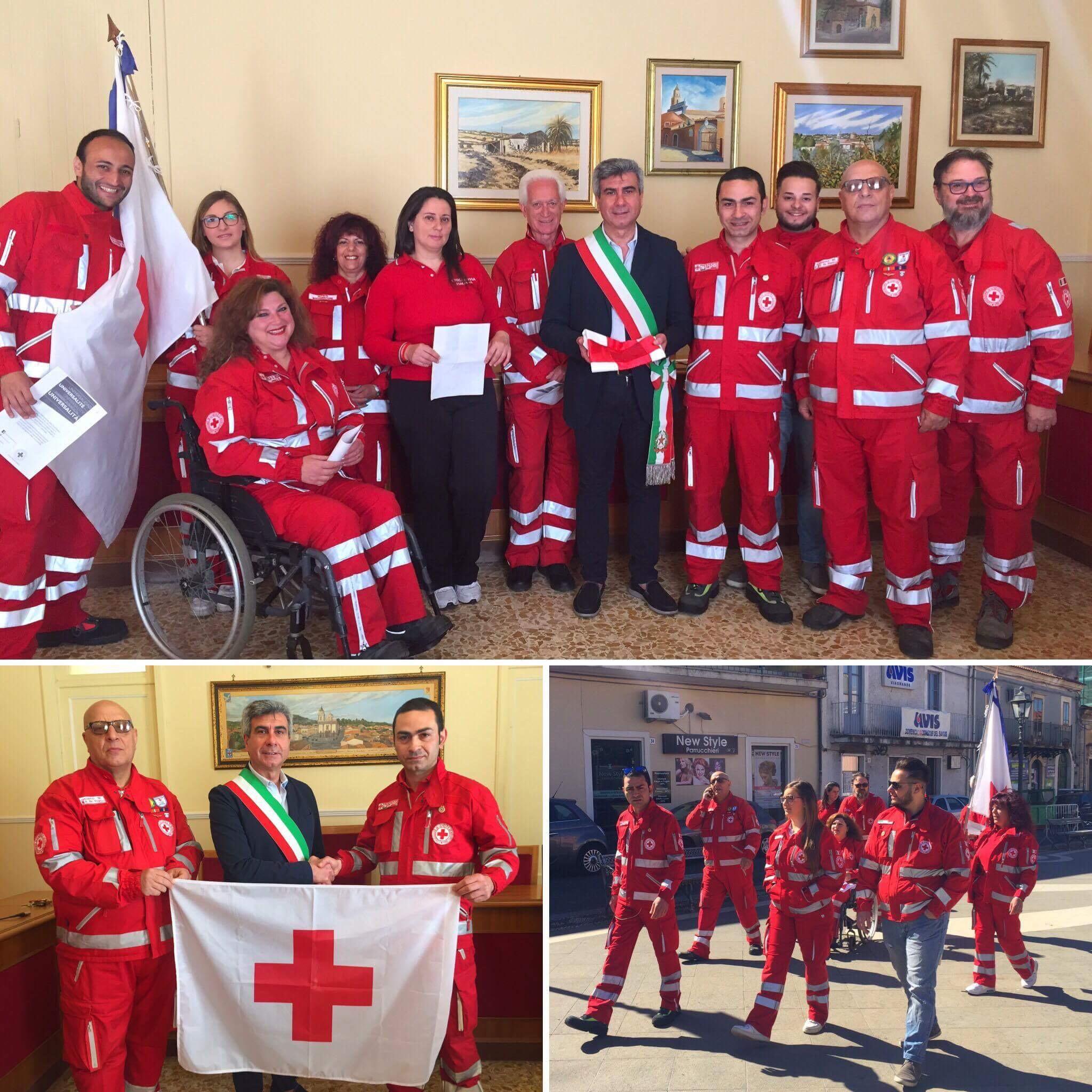 Giornata Mondiale Croce Rossa Italiana