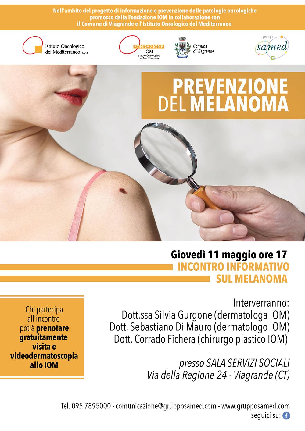 Prevenzione del Melanoma