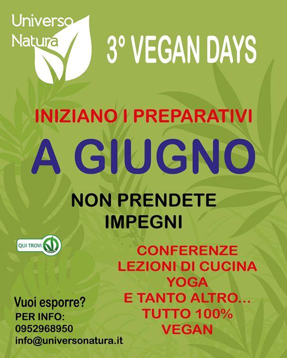 3° Vegan Day Universo Natura