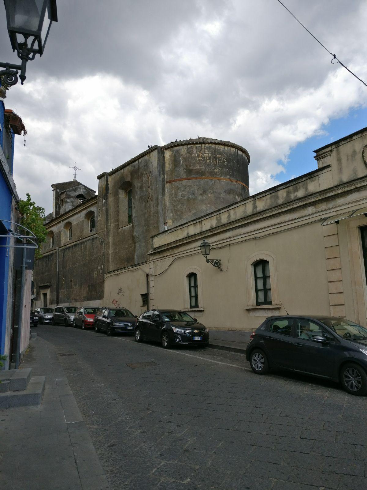 Lavori Chiesa di Santa Caterina