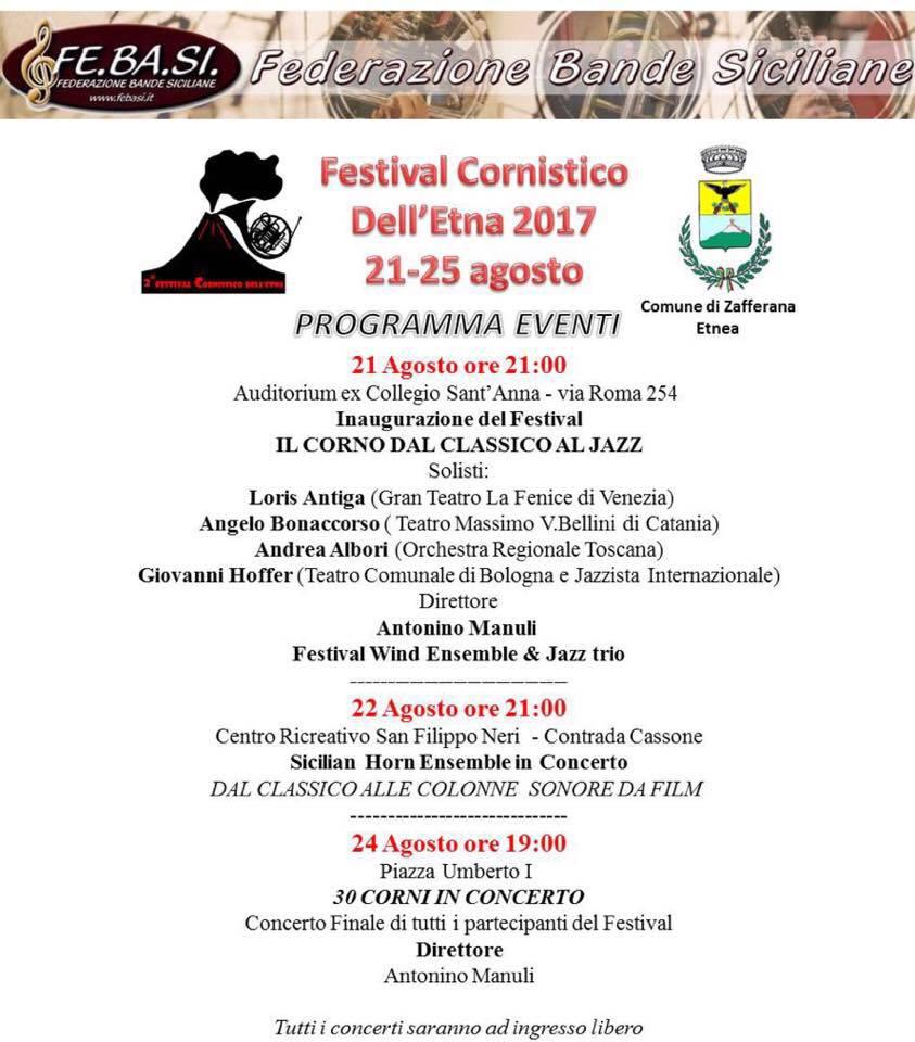 Festival Cornistico