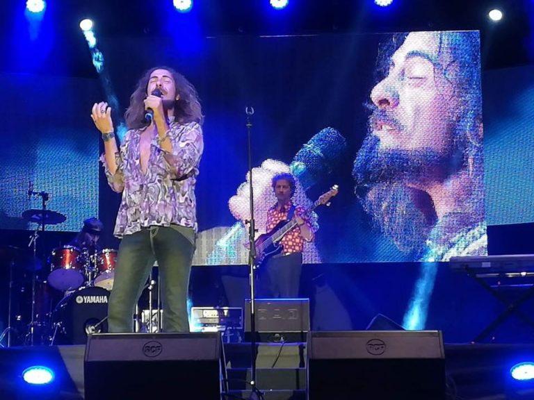 Risuoni 2017, vince il rock con i Flowerstone tributo ai Led Zeppelin