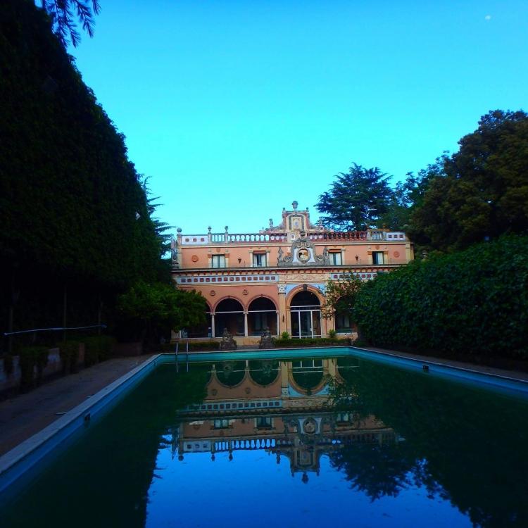 La misteriosa spettacolare Villa Manganelli Biscari a Viagrande Museo