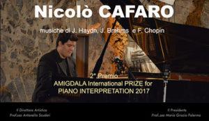 Recital pianistico di Nicolò Cafaro @ Palazzo Recupero-Cutore | Aci Bonaccorsi | Sicilia | Italia