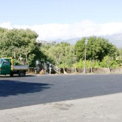 lo slargo asfaltato