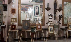 Bellini e i suoi Cimeli in mostra a Viagrande