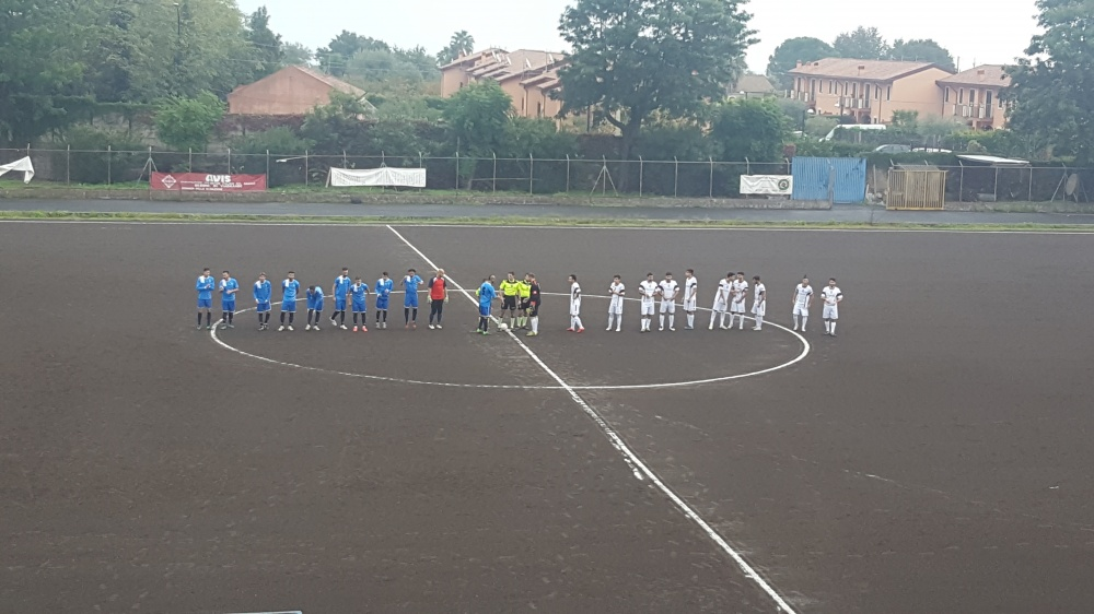 Lo Sporting Viagrande non fa sconti: il Torregrotta cede 2-0