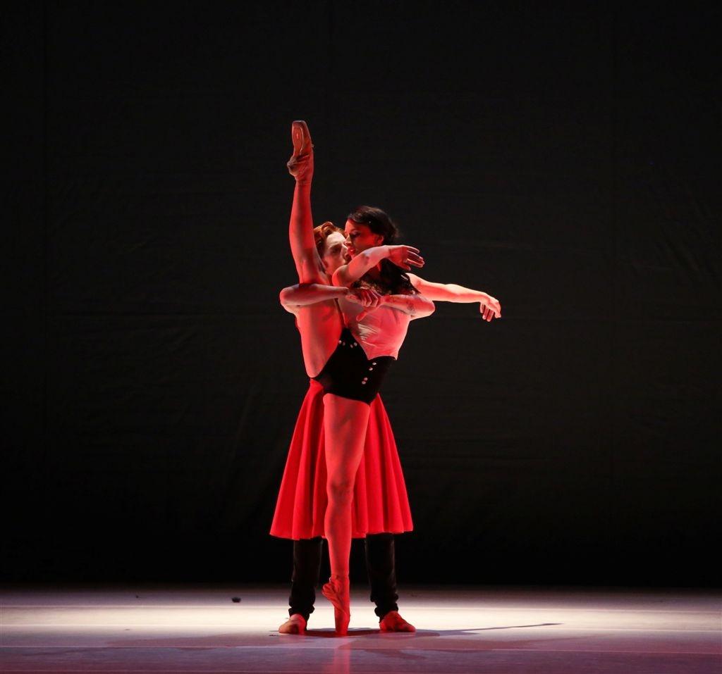 Balletto di Milano in Carmen di Agnese Omodei Salè e Federico Veratti