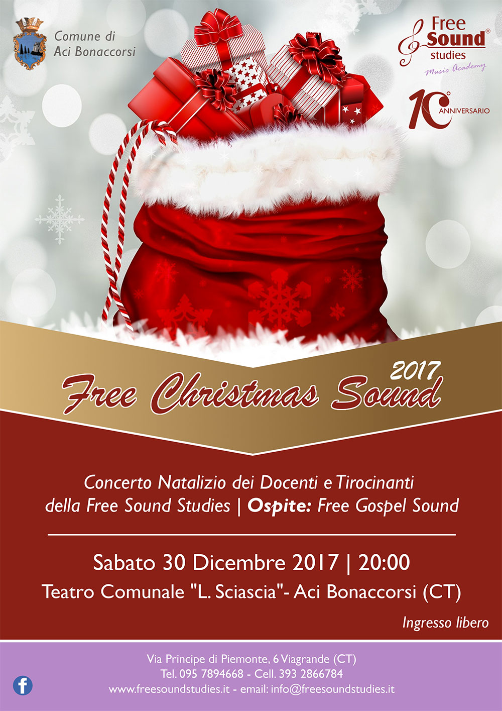 Free Christmas Sound