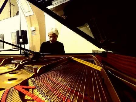 Open Day Pianoforte Jazz. Docente Camillo Balcone
