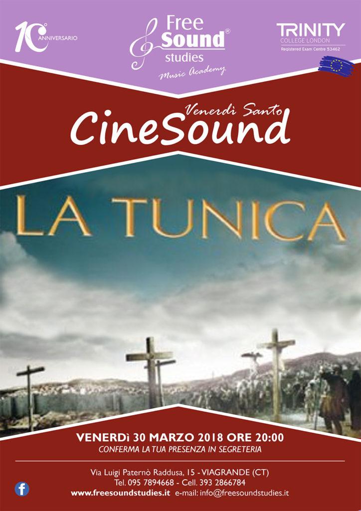 Viagrande. CineSound – Speciale Venerdì Santo