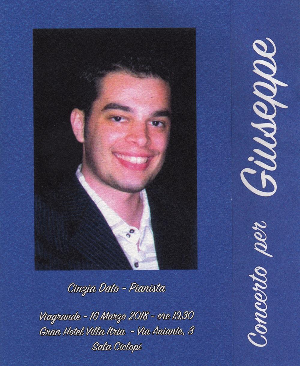 Viagrande. Concerto per Giuseppe